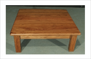 Square Coffee table 1000x1000